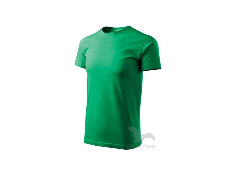 Basic129 - Malfini Basic129 kerek nyakú férfi póló