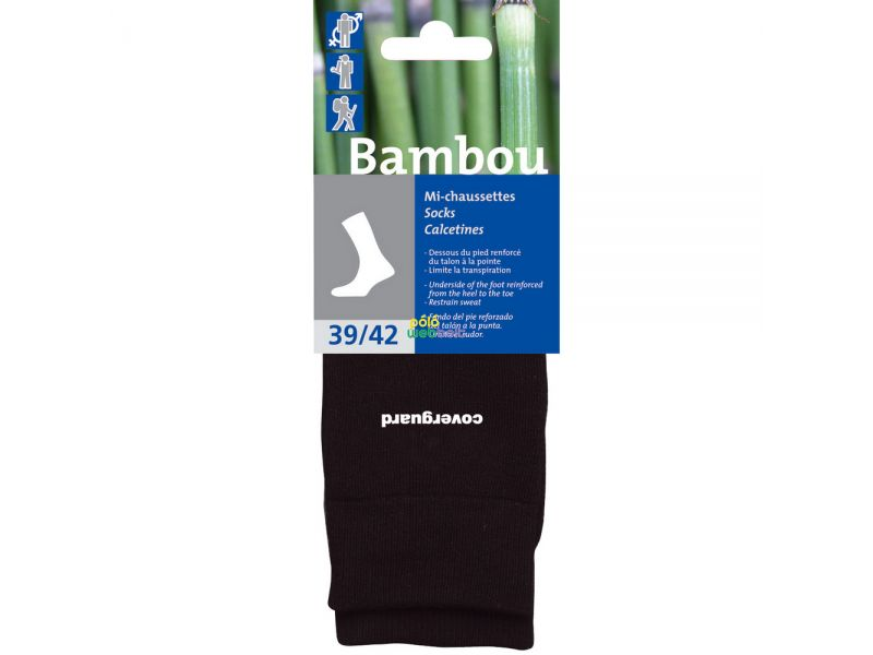 BAMB - BAMBOU NORMÁL ZOKNI