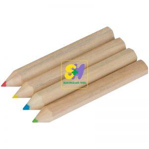 11128 - Négy színű ceruza készlet