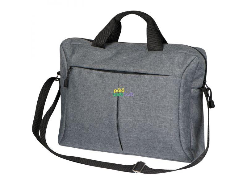 60731 - Szürke laptoptáska
