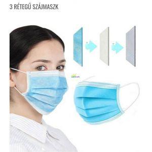 3 rétegű szájmaszk