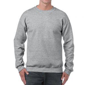 Gildan Heavy Blend kereknyakú pulóver