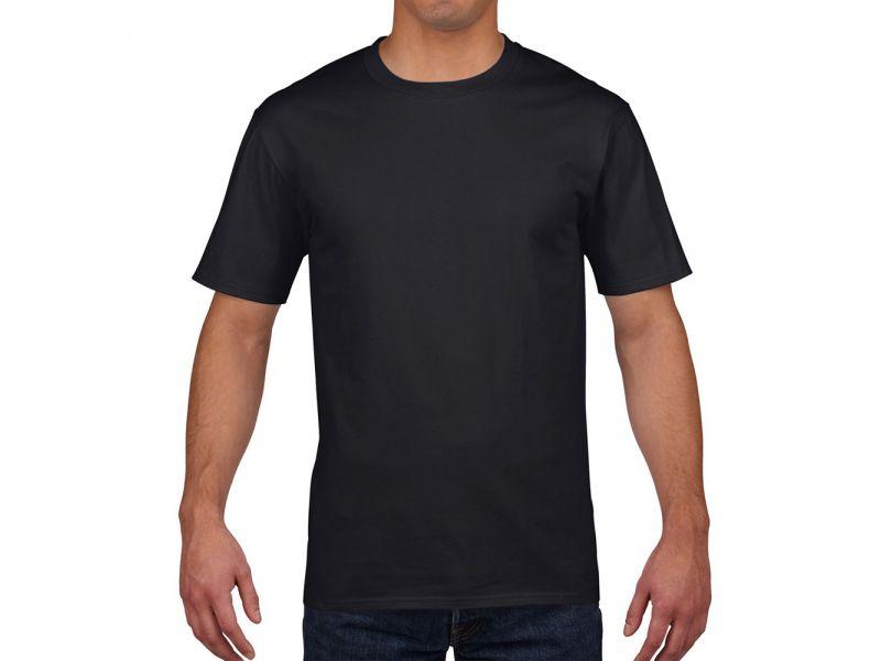 Gildan Premium Cotton kerek nyakú pamut póló