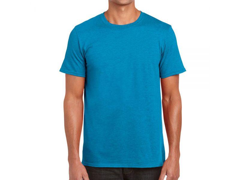 Gildan SoftStyle kerek nyakú pamut póló