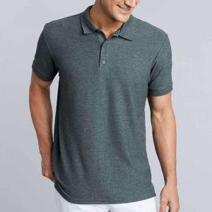 Gildan Premium Cotton férfi piké pamut póló