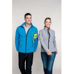KA401 - MEN'S SOFTSHELL JACKET