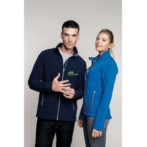 KA425 - LADIES' 2-LAYER SOFTSHELL JACKET