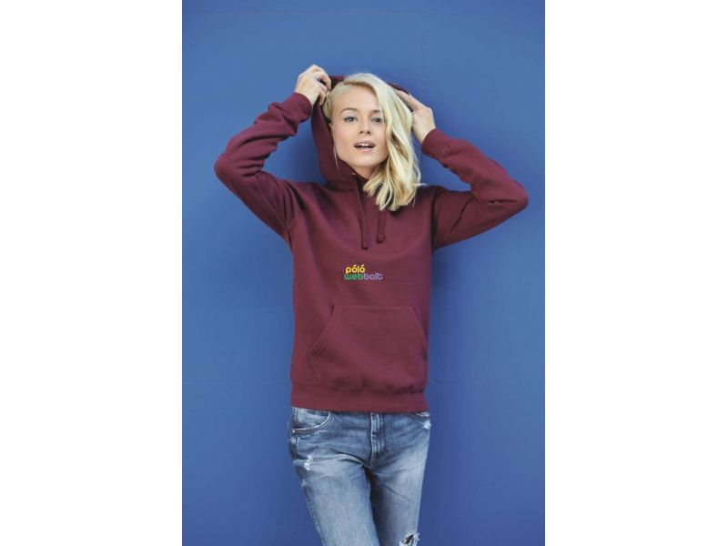 KA469 - LADIES' HOODED SWEATSHIRT