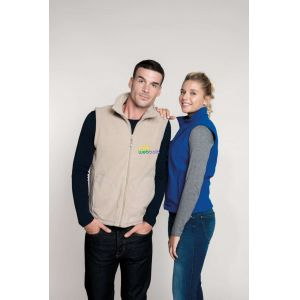 KA906 - MELODIE - LADIES' MICRO FLEECE GILET