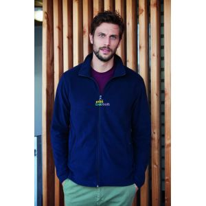 KA9102 - FULL ZIP MICROFLEECE JACKET