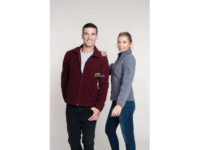 KA911 - FALCO - ZIP THROUGH MICRO FLEECE JACKET