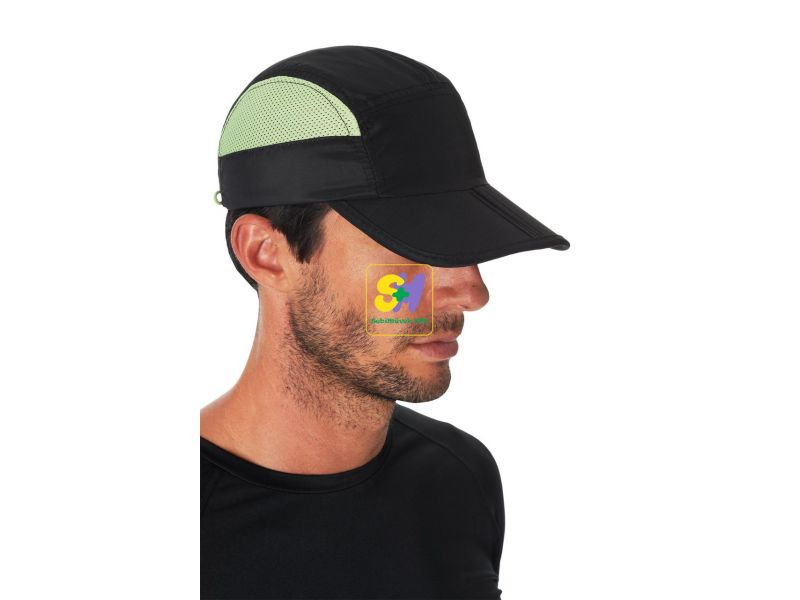 KP206 - FOLDABLE SPORTS CAP