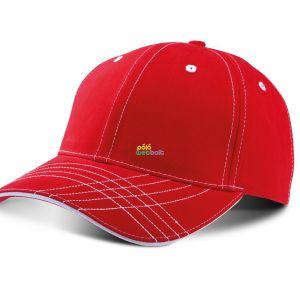 KP109 - FASHION CAP - 6 PANELS
