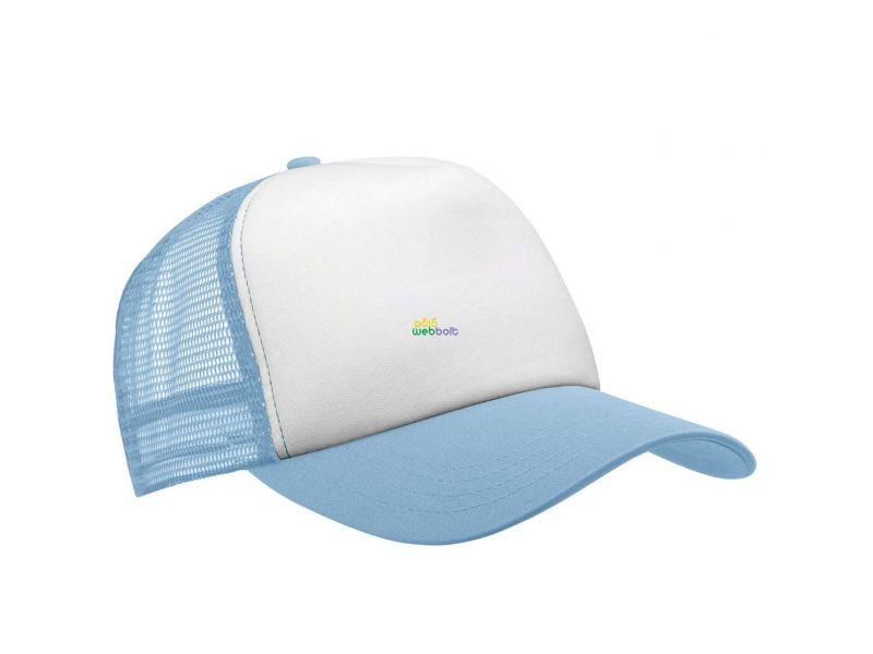 KP111 - TRUCKER MESH CAP - 5 PANELS
