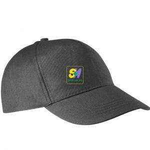 KP116 - COTTON CAP - 5 PANELS