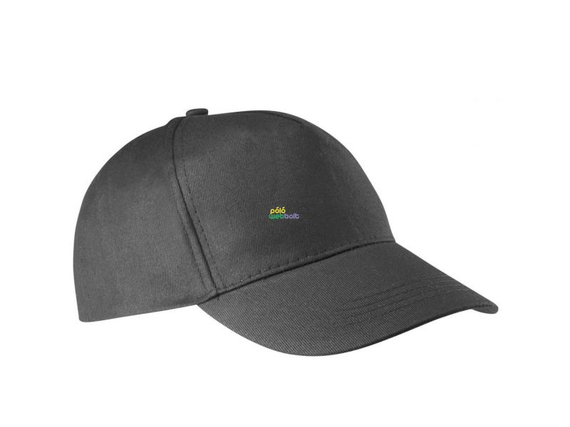 KP116 - COTTON CAP - 5 PANELS