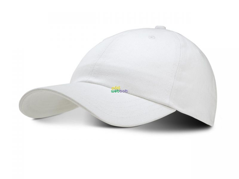 KP120 - WASHED CAP - 6 PANELS