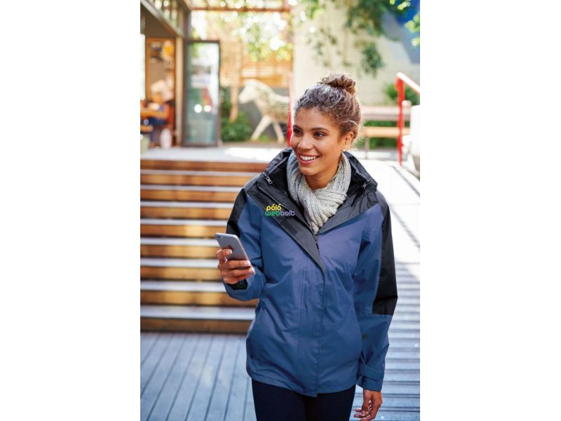 RE132 - DEFENDER III 3-IN-1 WOMEN'S JACKET