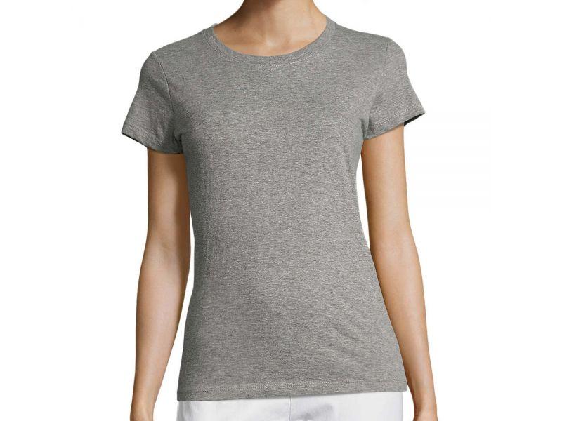Sol's Regent női kerek nyakú pamut póló