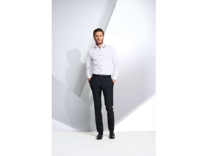 SO00567 - BAXTER MEN LONG SLEEVES FITTED SHIRT