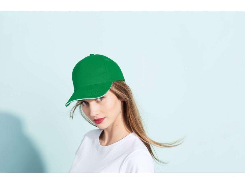 SO00594 - Sol's LONG BEACH 5 PANEL CAP