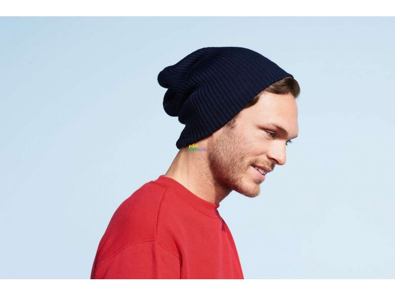 SO00596 - BUDDY UNISEX ACRYLIC BEANIE HAT