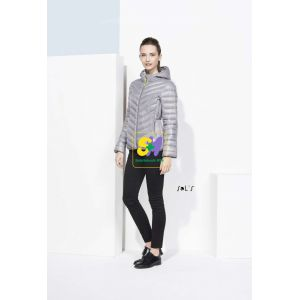 SO01621 - RAY WOMEN LIGHT HOODED PADDED JACKET