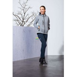 SO46802 - REPLAY WOMEN'S HOODED SOFTSHELL