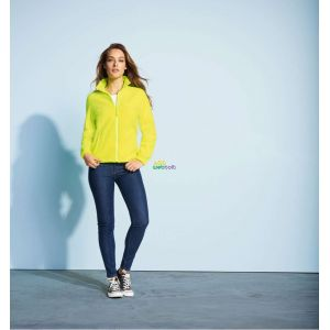 SO54500 - NORTH WOMEN'S ZIPPED FLEECE JACKET